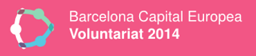 Barcelona Capital Europea Voluntariat 2014