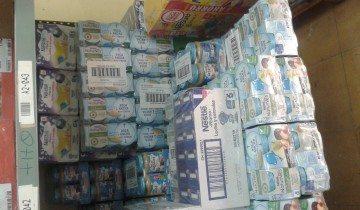 2015 donación Nestlé