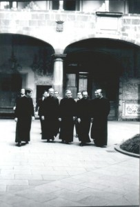 Sant Josepmaria al Pati Manning