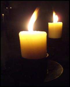 Resultat d'imatges de llum de candela